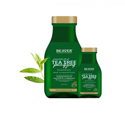 Tea Tree Şampuan